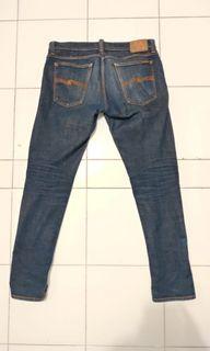 Jeans nudie long John size W33 L32
