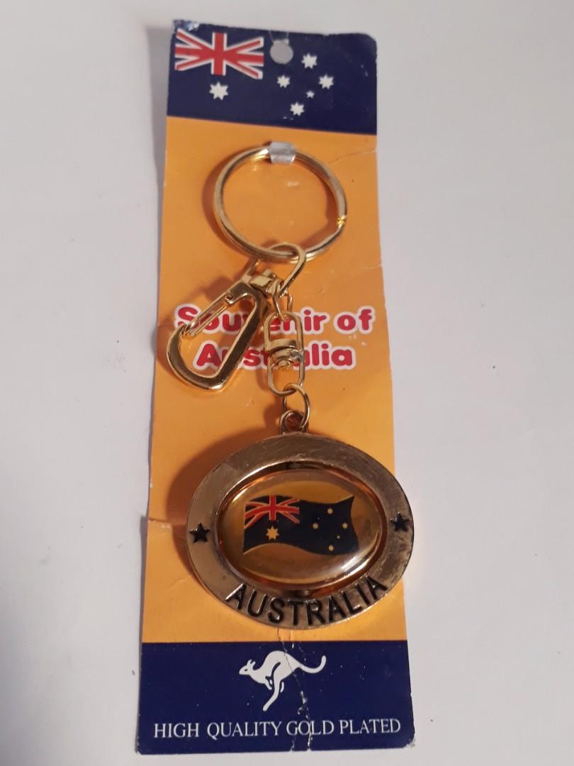 #Makingthebest Aussie Gantungan Kunci