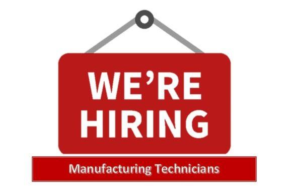 Manufacturing Technician (Permanent & Contract)