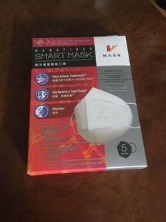 香港製造Nask最高級別立體口罩