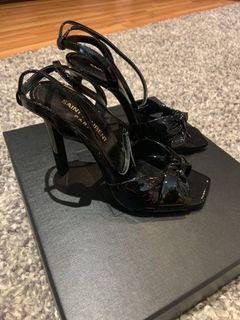 Saint Laurent Vernice Baltimore - Ankle strap