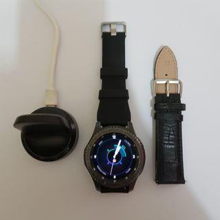 (DISKON!) Samsung Galaxy Watch S3 Frontier Eks SEIN