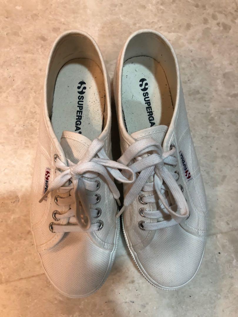 Superga 2790 Platform Sneakers 39