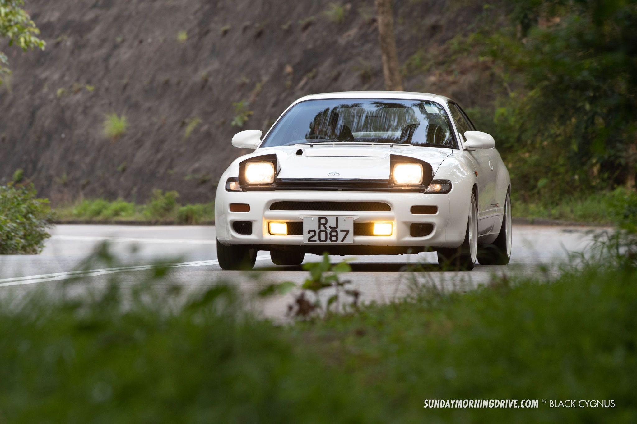 Toyota Celica GT-Four RC Manual