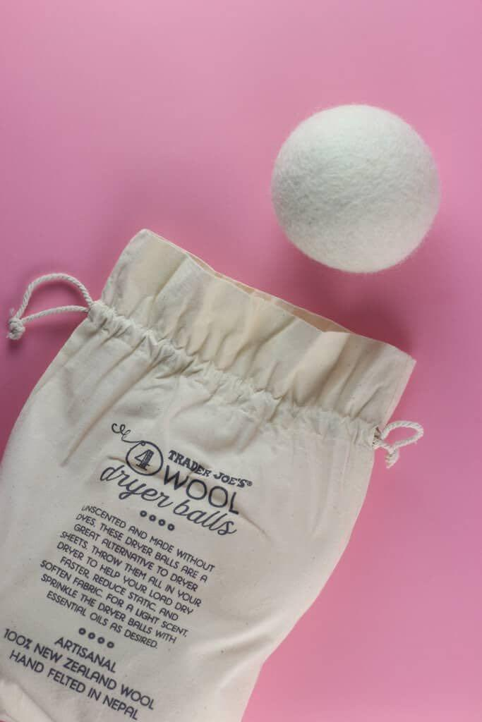 Trader Joe's Wool Dryer Balls