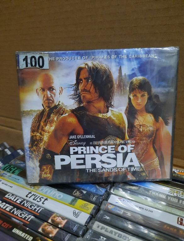 Vcd Sale Disney S Prince Of Persia The Sands Of Time Music Media Cd S Dvd S Other Media On Carousell