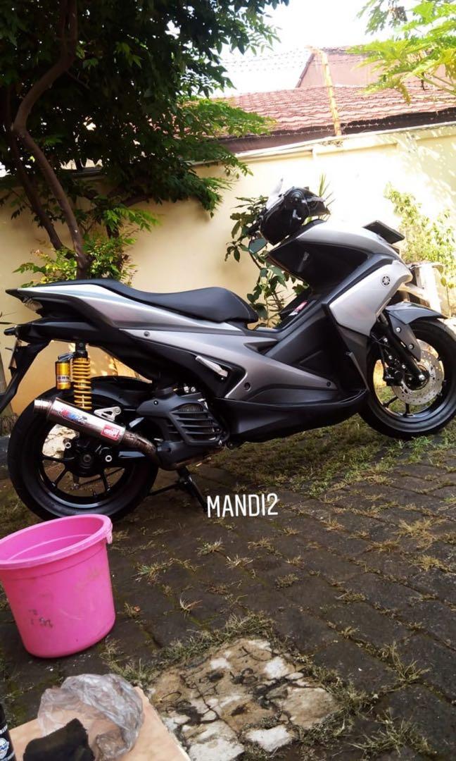 Yamaha aerox 2018