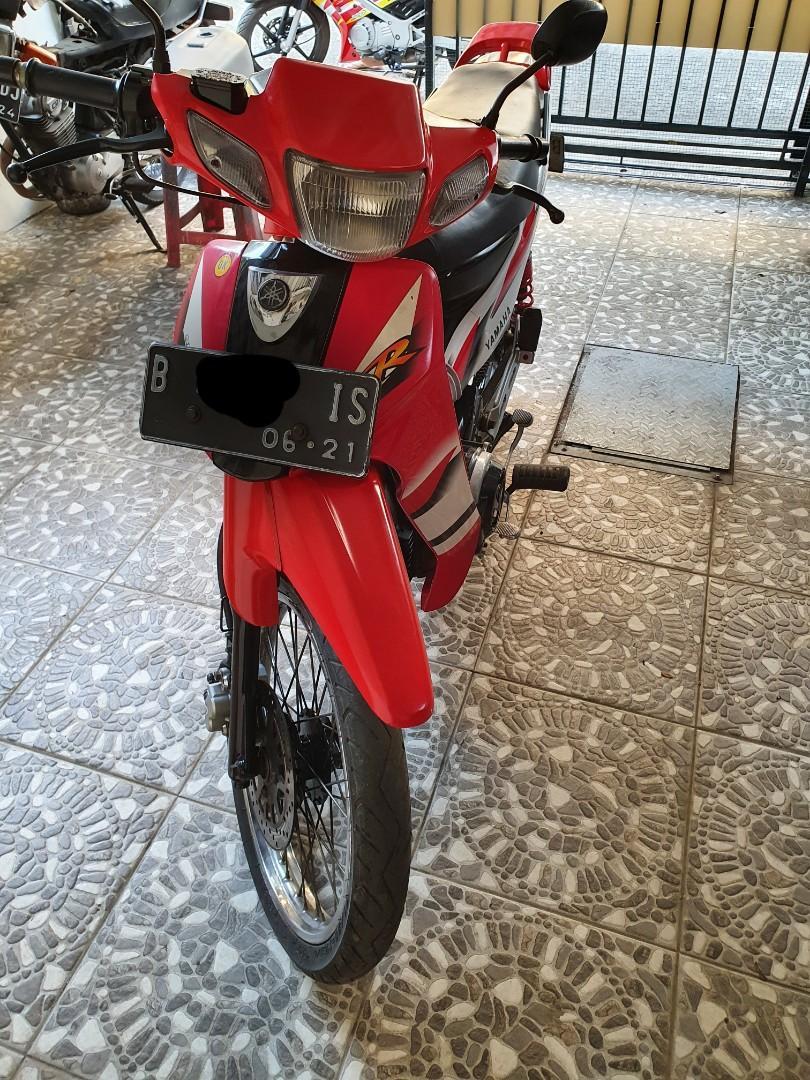 Yamaha f1zr 2 tak