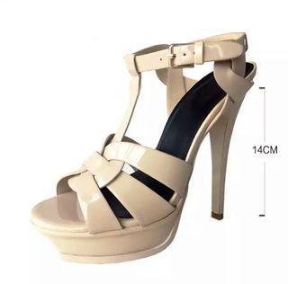 YSL heels size 37