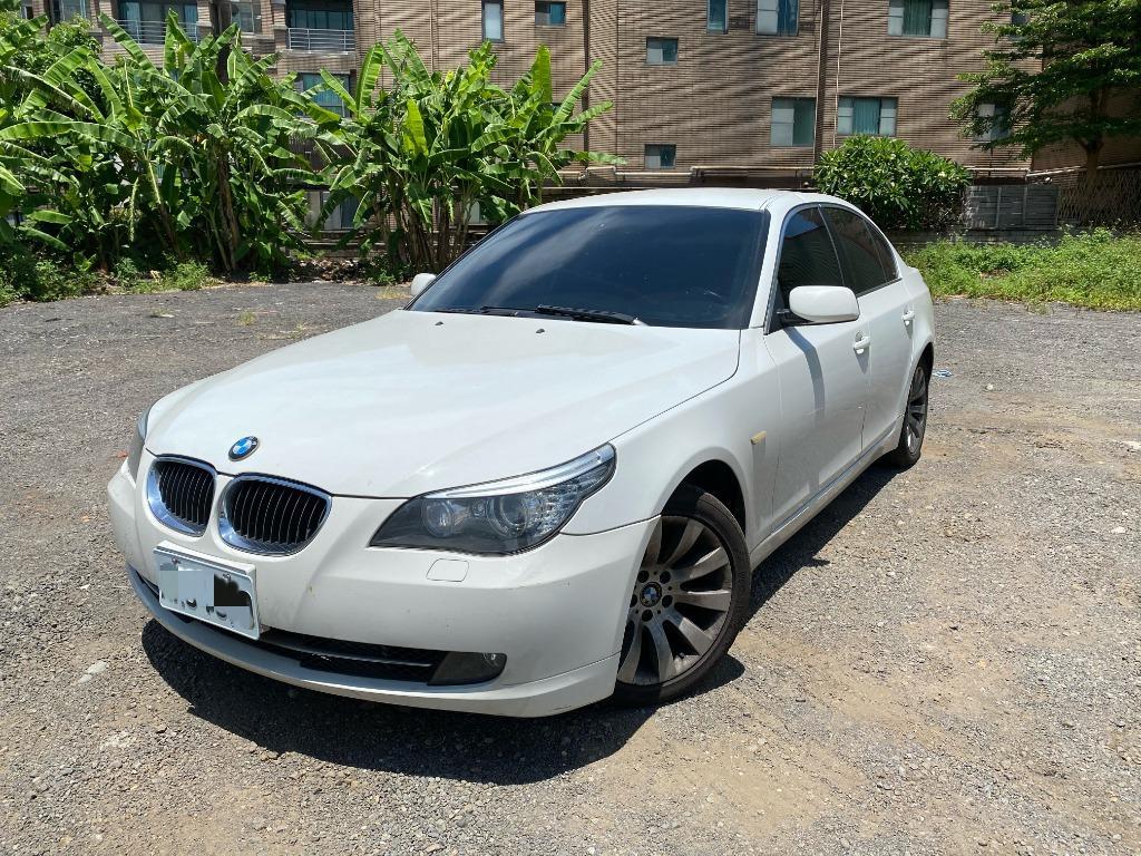 【08 525i 經典五頭】車況優 價格便宜 輕鬆入主BMW 超級好開又有架式