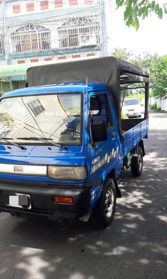 1996年Mitsubishi 威力 4WD 日本引擎