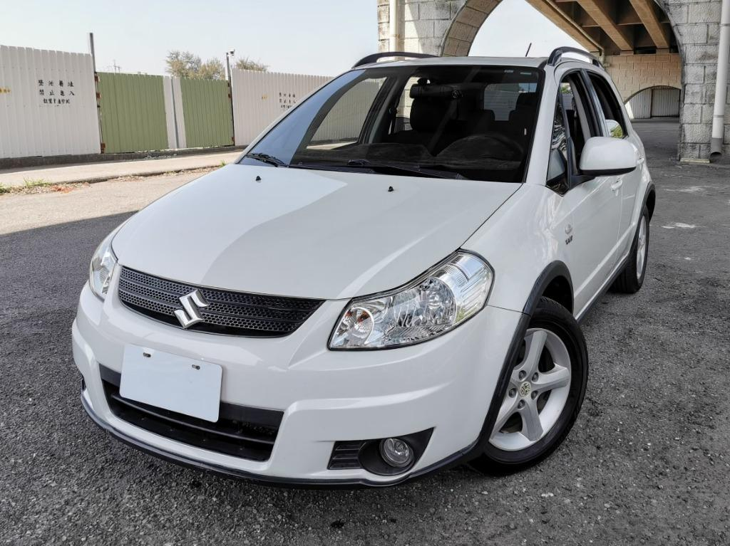 2008 SX4 實車實價 ! 100%在店!