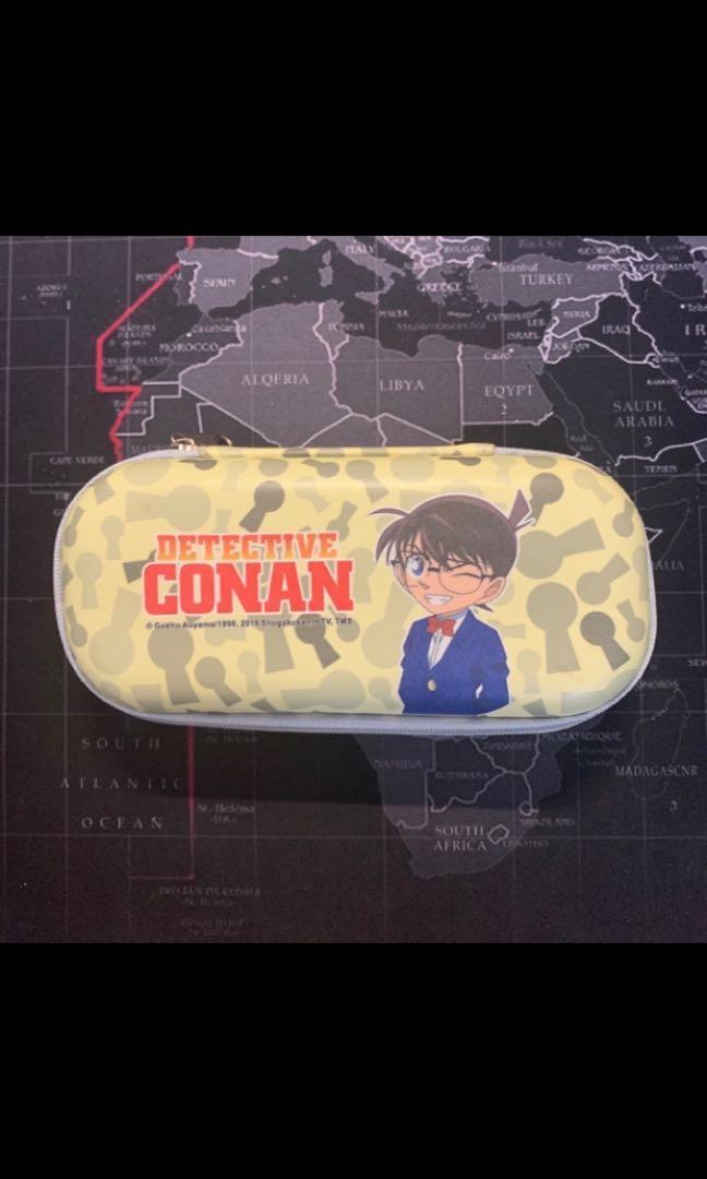 名偵探 柯南 限量眼鏡盒