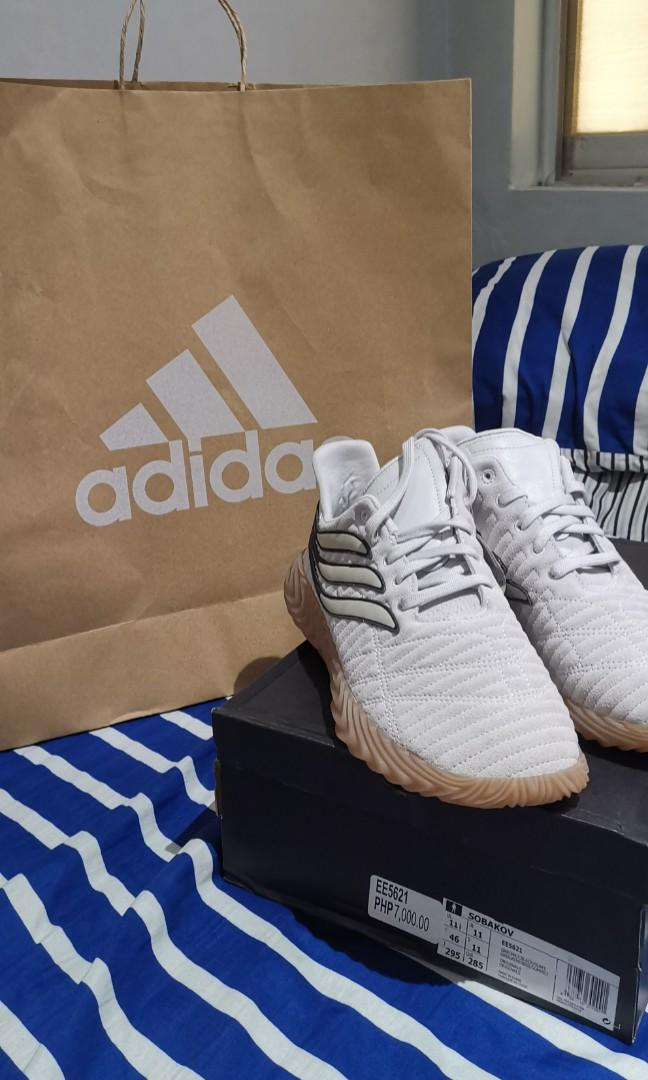 Adidas Sobakov Size 11.5 (fits size 12