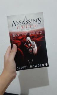 Assassins Creed Brotherhood Novel Oliver Bowden