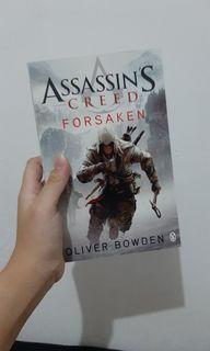 Assassins Creed Forsaken Novel Oliver Bowden