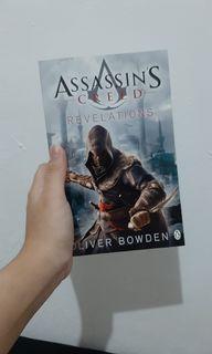 Assassins Creed Revelations Oliver Bowden