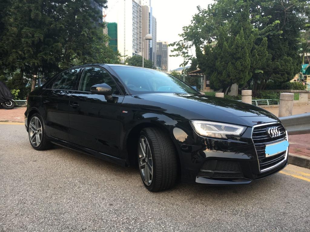 Audi A3 SEDAN 35 TSFI Auto