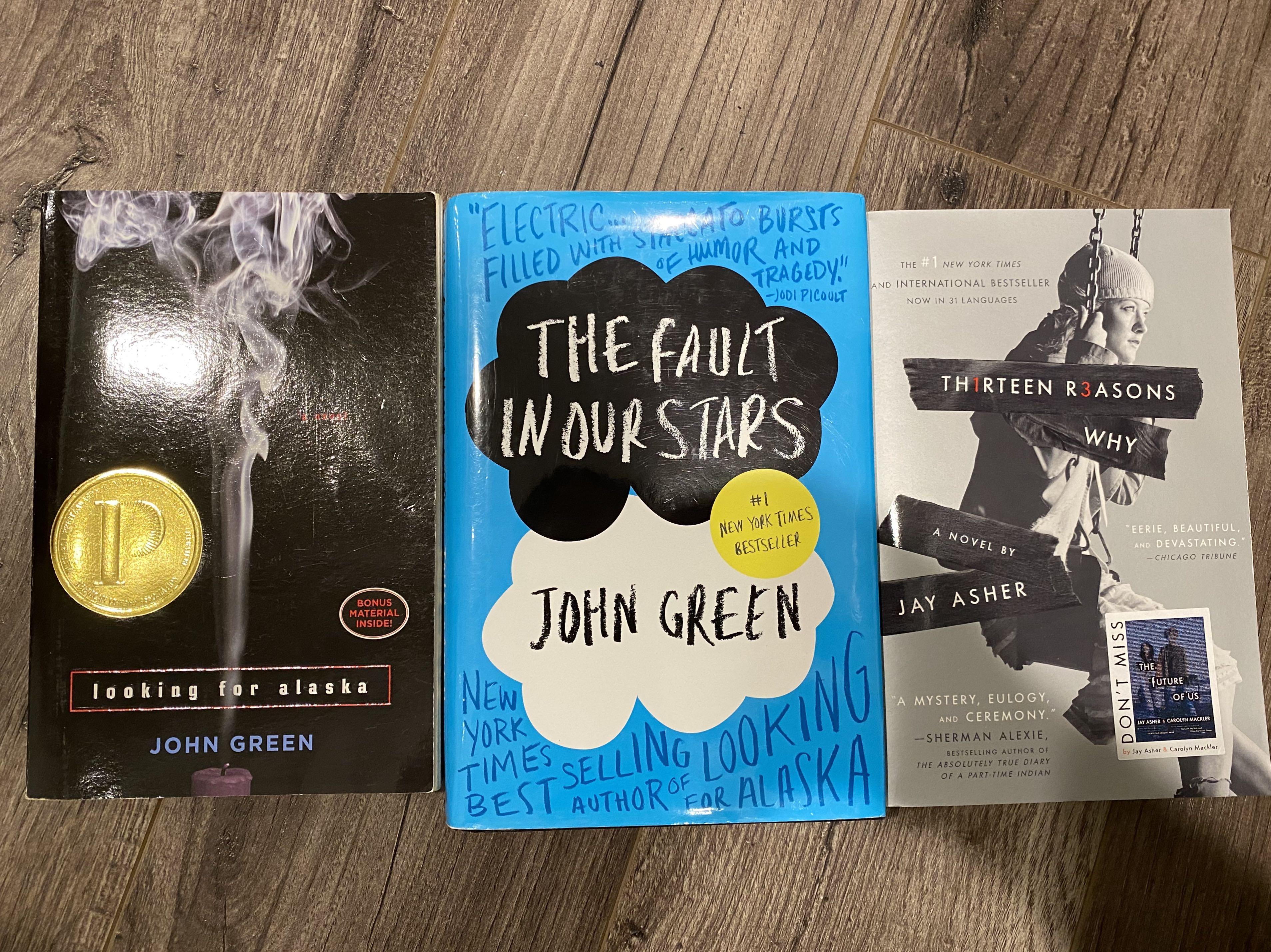 Book Bundle: John Green and Jay Asher