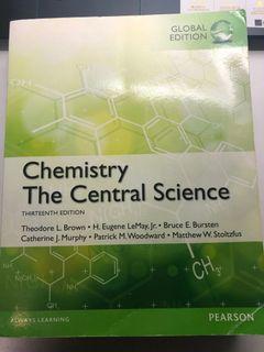 普通化學 第十三版 Chemistry 13th #開學季