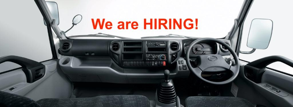 Class 3 truck driver required