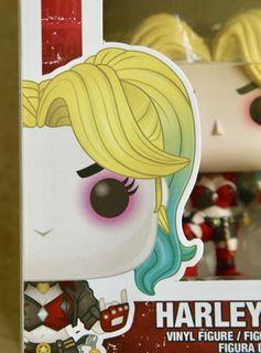 Harley Quinn with Boombox Funko Pop 279