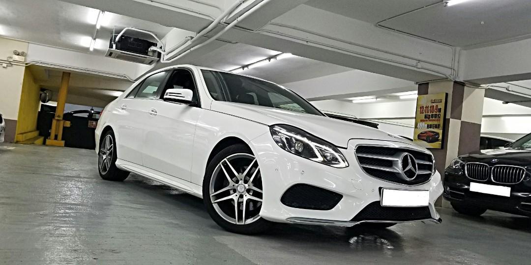 Mercedes-Benz E200 AVANTGARDE AMG AVANTGARDE AMG Auto