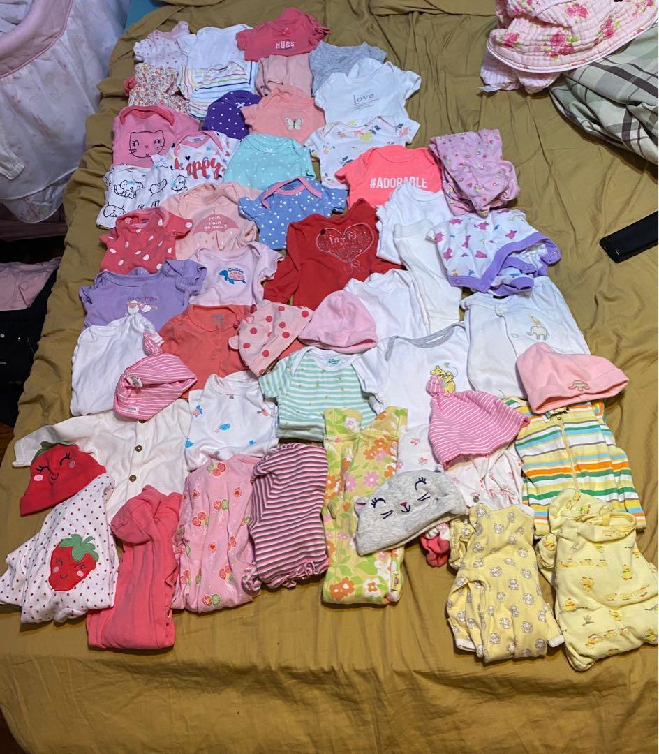 newborn baby girl clothing