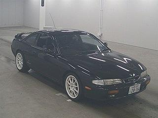Nissan Silvia S14 Manual