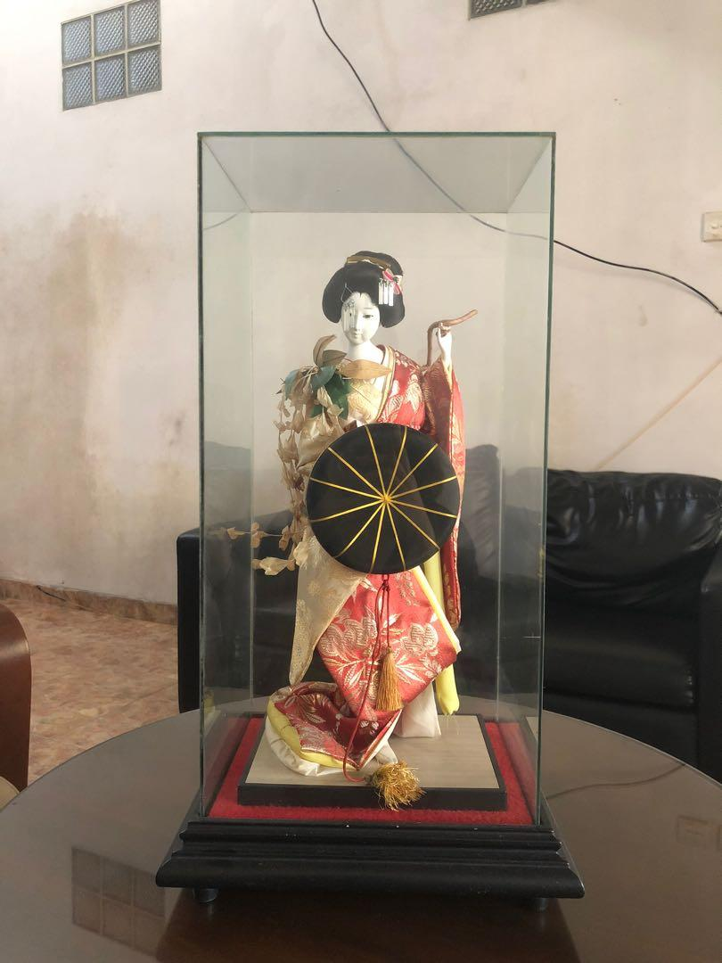 [NEGO!] Pajangan patung boneka jepang kimono [NEGO!]