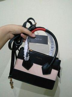 Pedro Structured Handle Bag