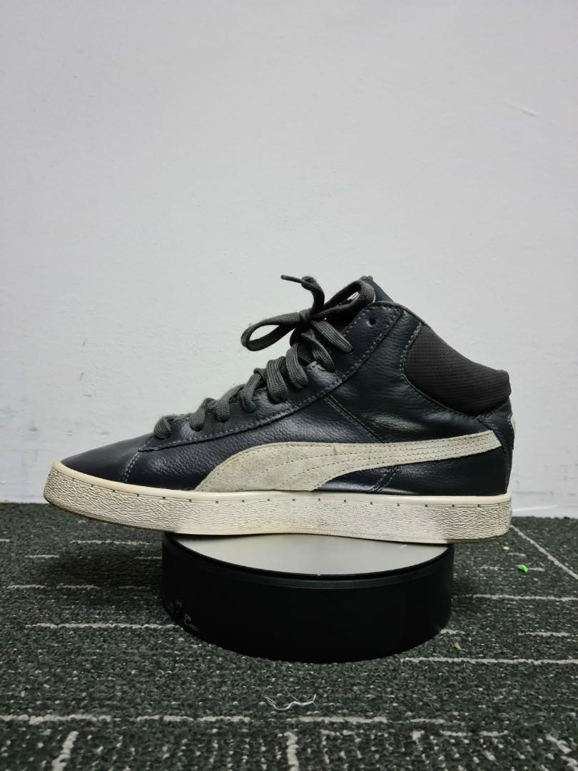 Puma highcut leather *clearance $30