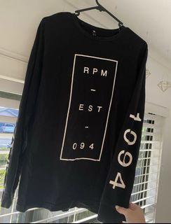 RPM Long-sleeve