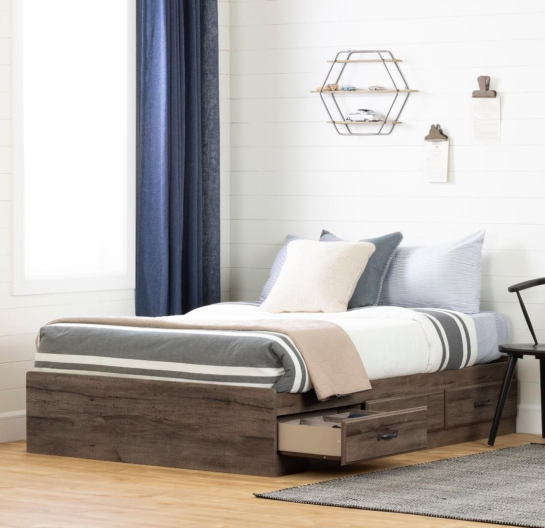 Selling brand new South Shore bed frame