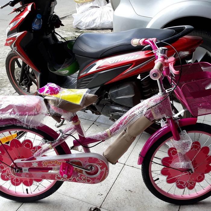Sepeda Mini 20 United Joyfull Ks Olah Raga Sepeda Di Carousell