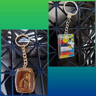 Singapore Keychains #4