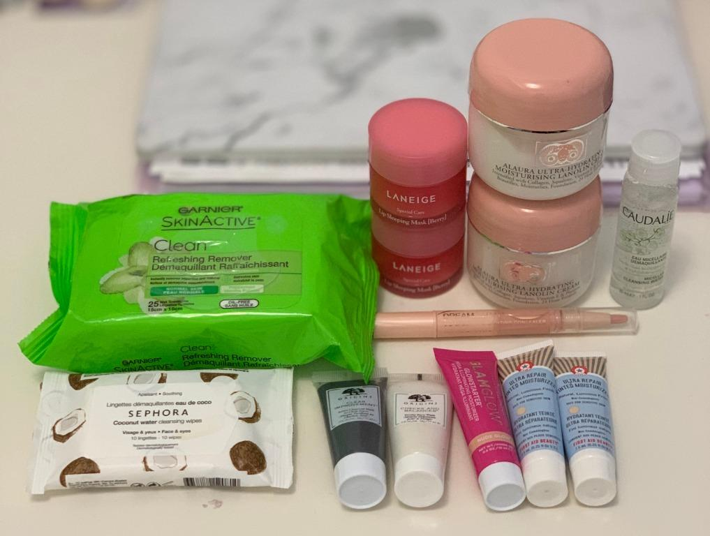 Skincare, Micellar Water, Wipes