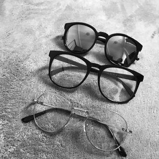 造型眼鏡(墨鏡)