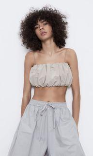 BNWT Zara voluminous top