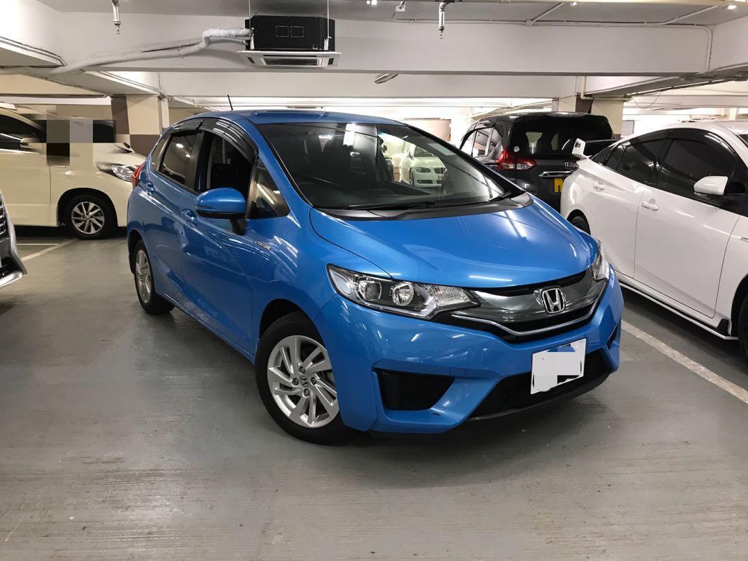 Honda Fit 1.5 Hybrid  Auto