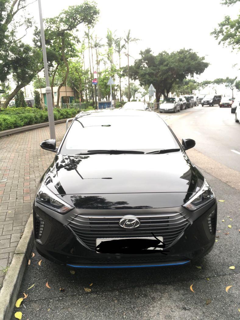 Hyundai Ioniq 1.6 GLS DCT Hybrid Auto