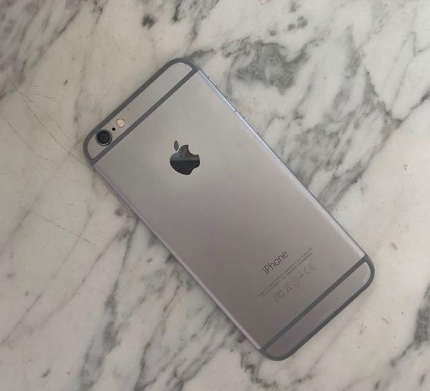 IPhone 6 - Silver (64GB)
