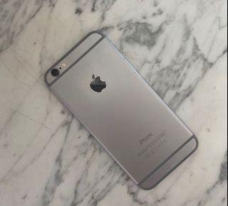 IPhone 6 - Silver (64GB)