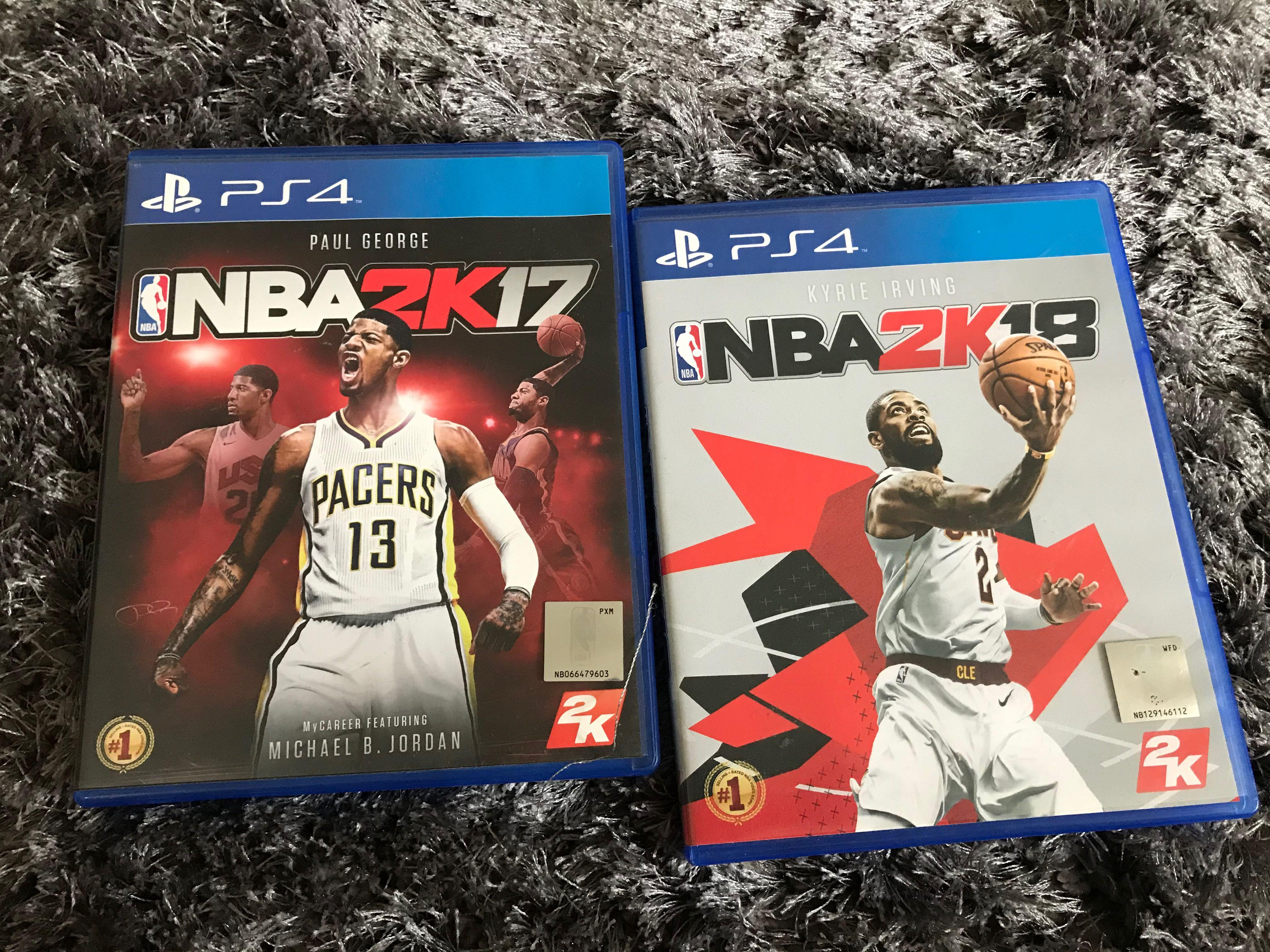 Kaset Ps4 nba2k
