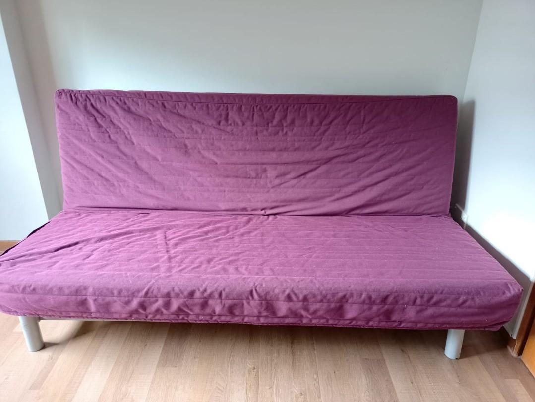 Picture of: Light Weight Sofa Bed For Sale 100 Each Furniture Beds Mattresses On Carousell