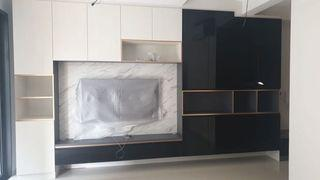 Living Display Tv feature cabinet