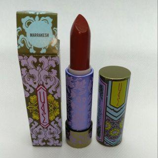 Mac Marrakesh Limited Edition Lipsticks