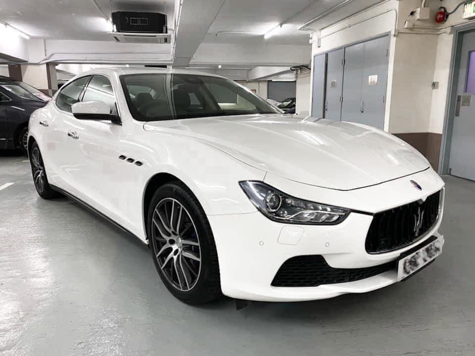 Maserati Ghibli 3.0 V6 (A)