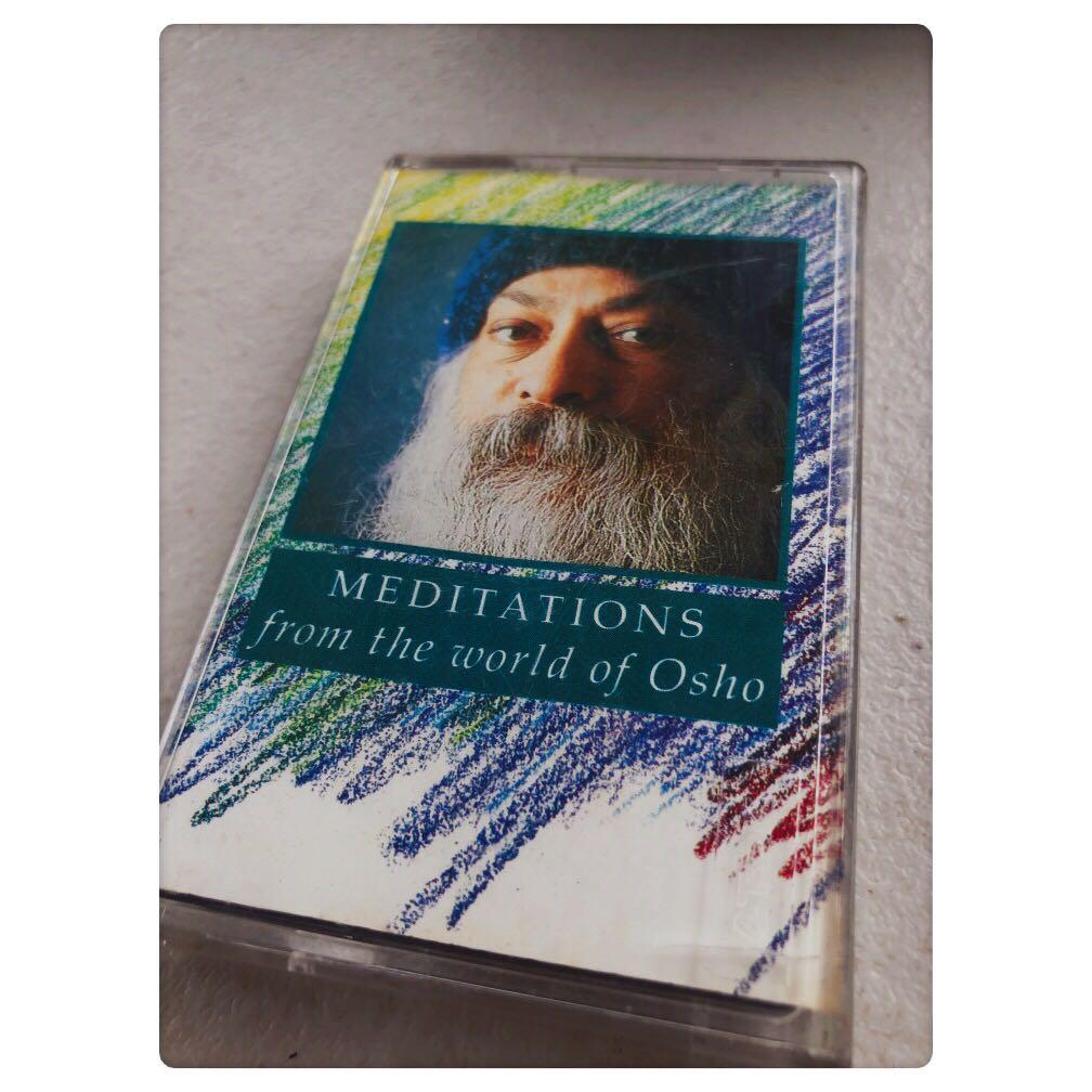 MEDITIONS / from the world of Osho