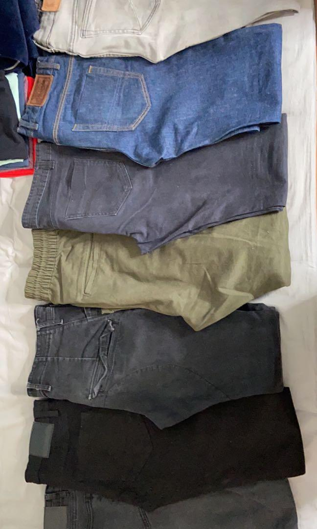 "Men's Pant Sale! Size 30-31"" waist"